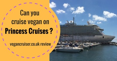 can you cruise vegan on Princess Cruises
