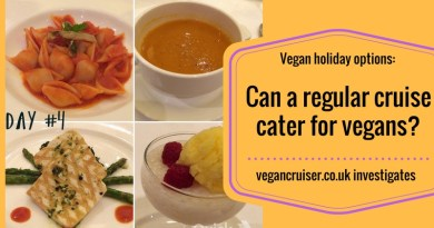 vegan friendly cruise logo