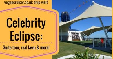 Celebrity Eclipse ship visit Southampton