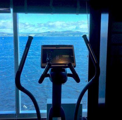 Oceania Cruises Nautica gym