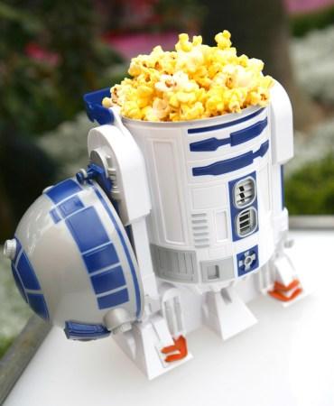 R2D2 Disney Popcorn Bucket