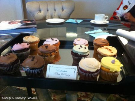Babycakes NYC Cake Tasting