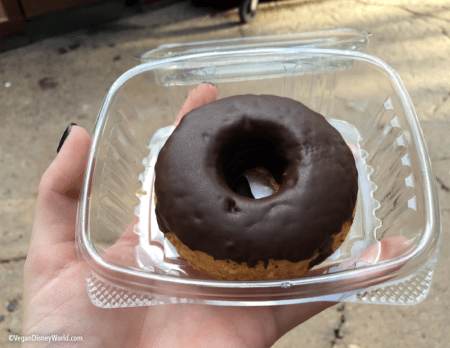 Chocolate Dipped Donut
