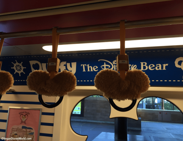 Duffy themed Monorail