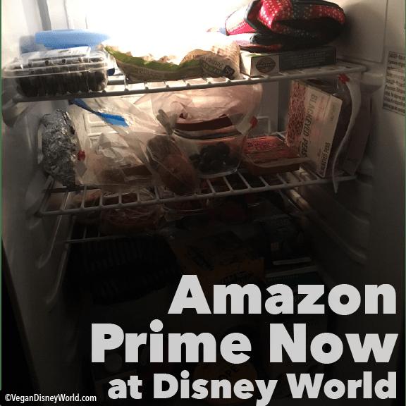 grocery delivery – Vegan Disney World