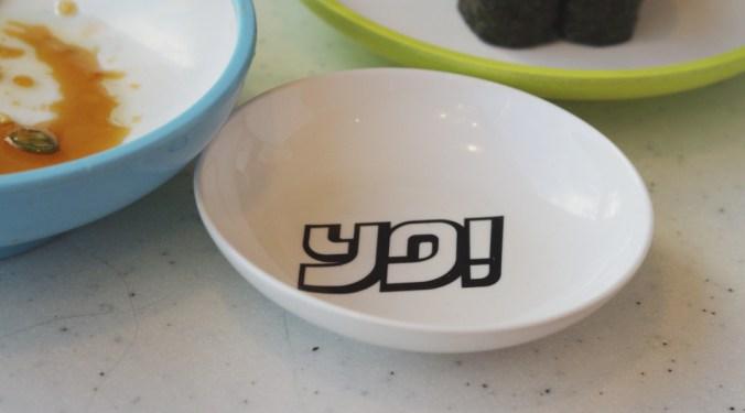 Vegan Yo Sushi Edinburgh