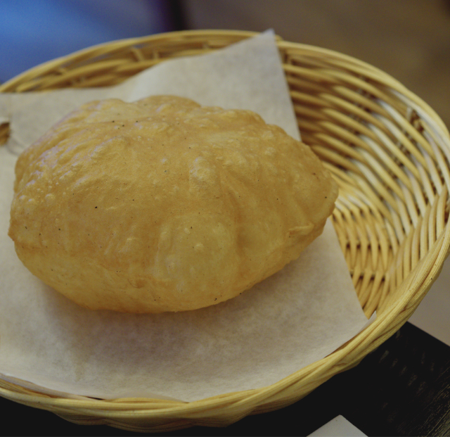 Poori at Tanjore Edinburgh