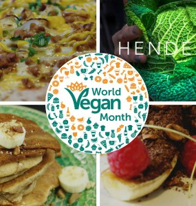 World Vegan Month Edinburgh