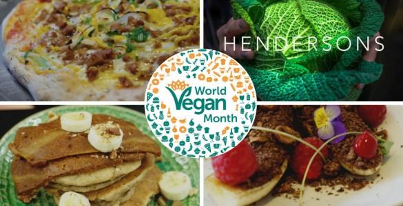 World Vegan Month Edinburgh