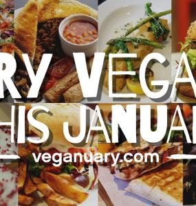 Edinburgh Veganuary Guide