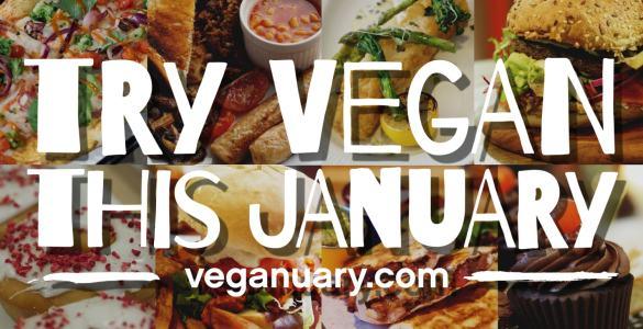 Edinburgh Veganuary Guide