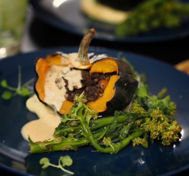 Herbivore Supper Club Haggis