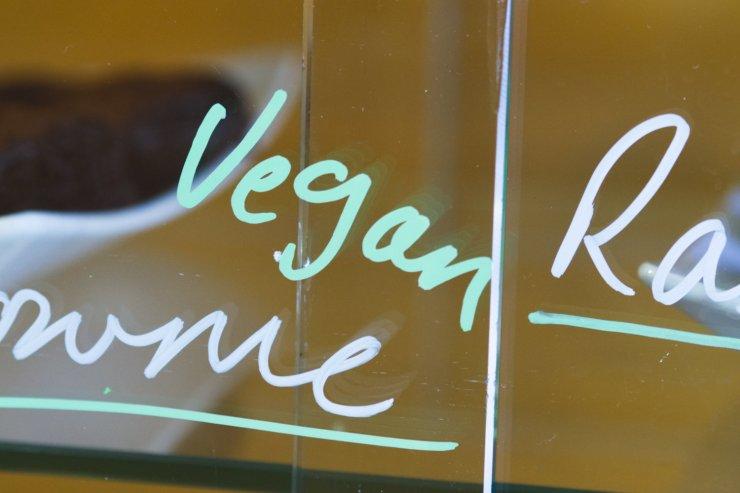 Vegan options at Union of Genius