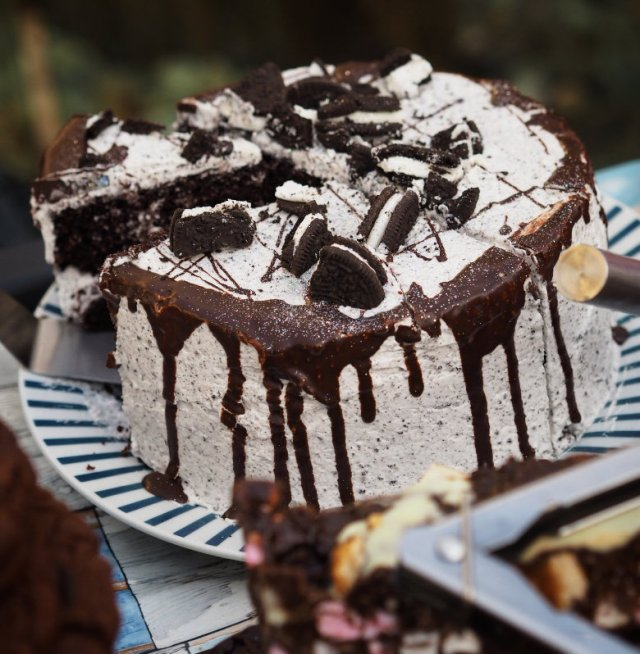 Casa Angelina Vegan Cake