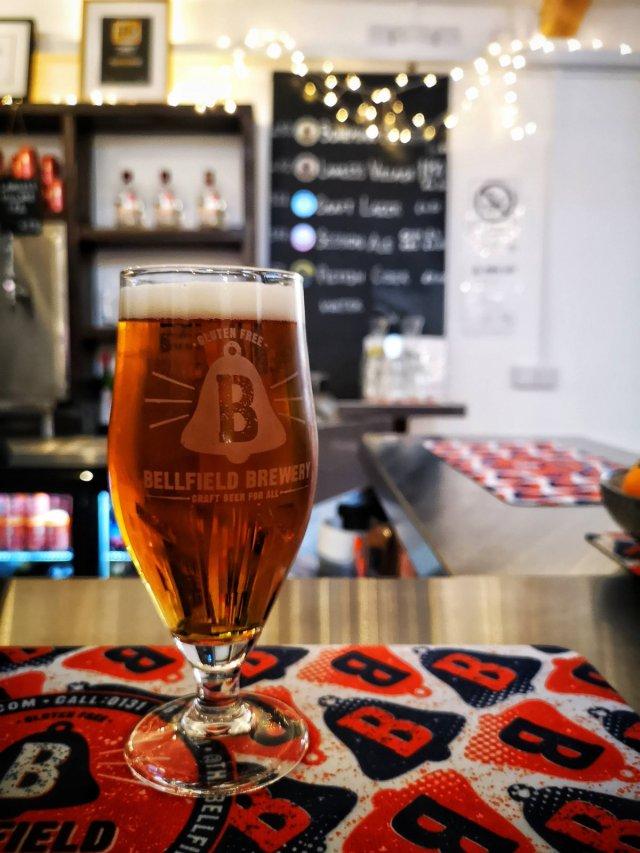 Bellfield Brewery Beer