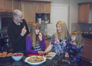 Whitten family