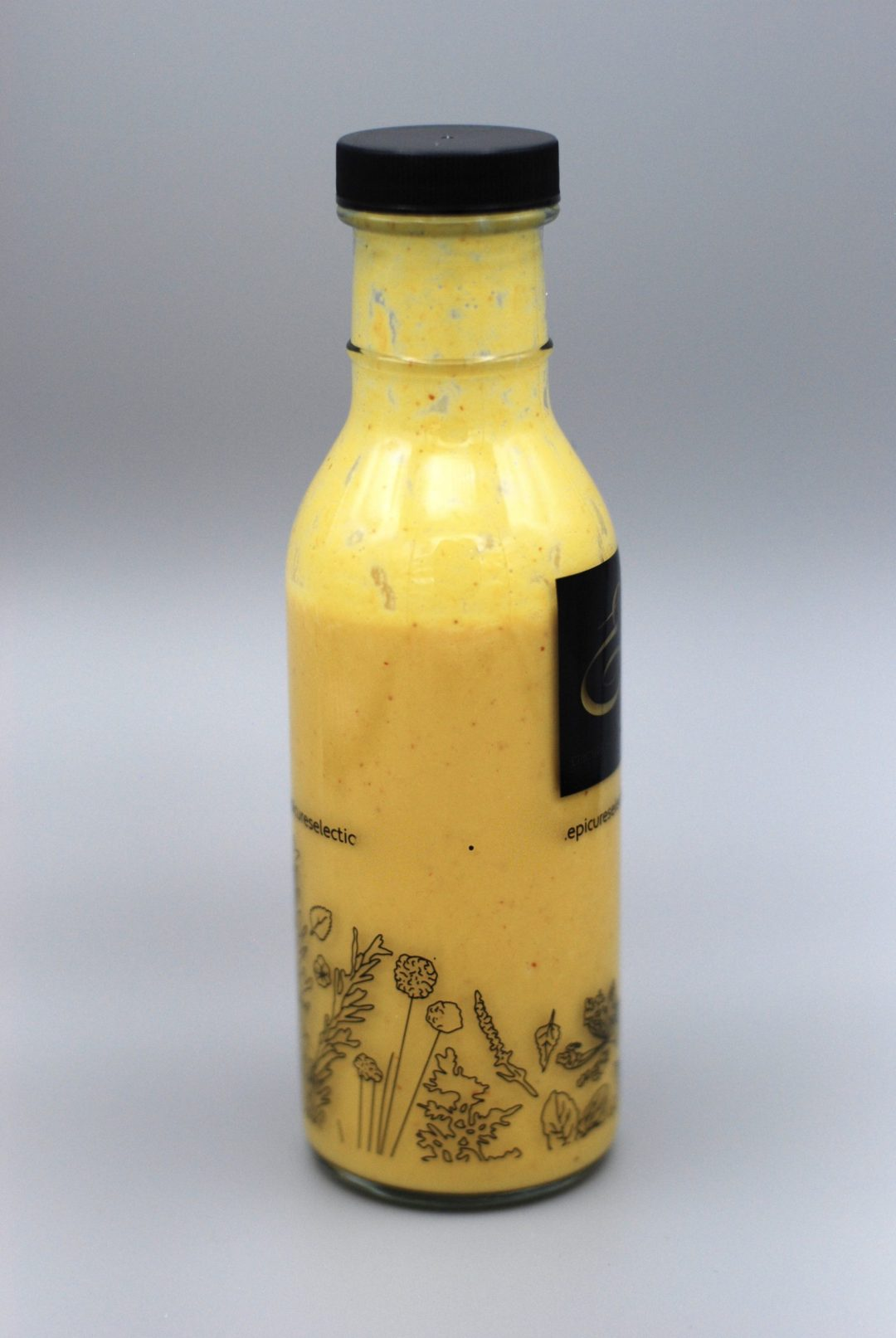 low fodmap healthy salad dressing in bottle
