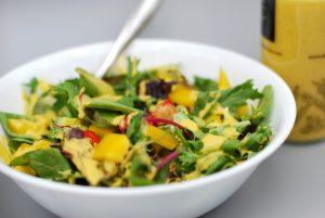 Low Fodmap Salad Dressing Orange Ginger