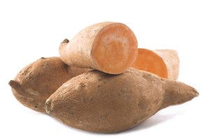 orange sweet potato