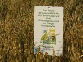 bio-vegane Landwirtschaft