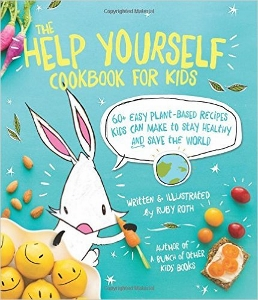 vegan kids cookbook