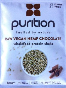 chocolate protein mix