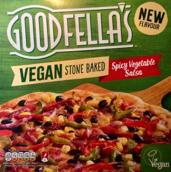 spicy vegan pizza