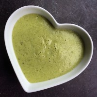 Cream of Broccoli and Nettle Soup