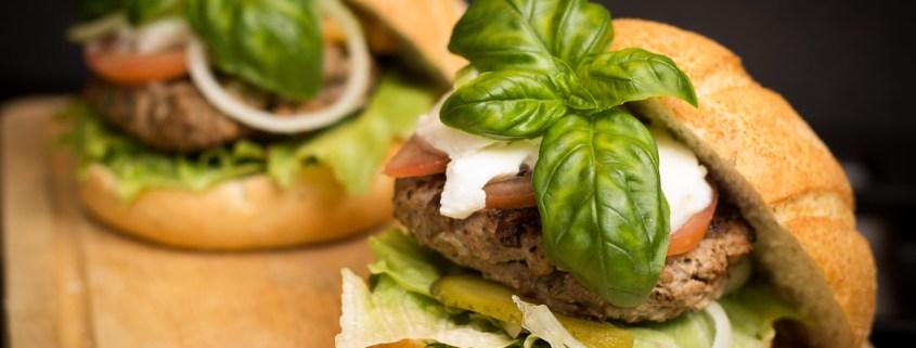 Vegan Burgers Amsterdam