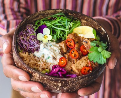 Coconut Bowls by the indigo kitchen