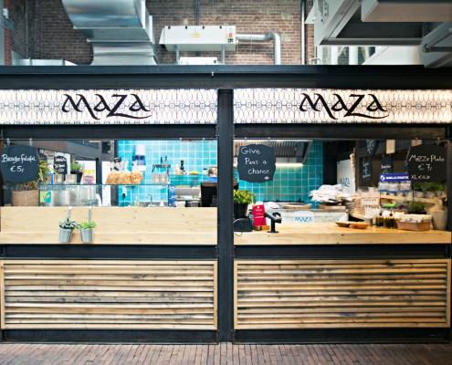 Maza Foodhallen Amsterdam
