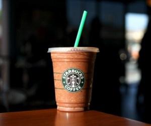Vegan Starbucks – Soy Classic Hot Chocolate