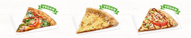 Vegan Pizza's Domino