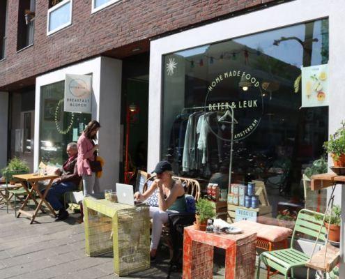 Beter en leuk Amsterdam