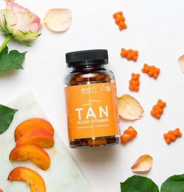Beauty Bear Tan Vitamins