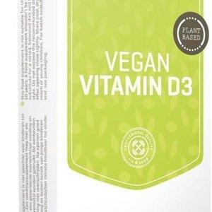 Body & Fit Vegan Vitamine D3 - 60 tabletten