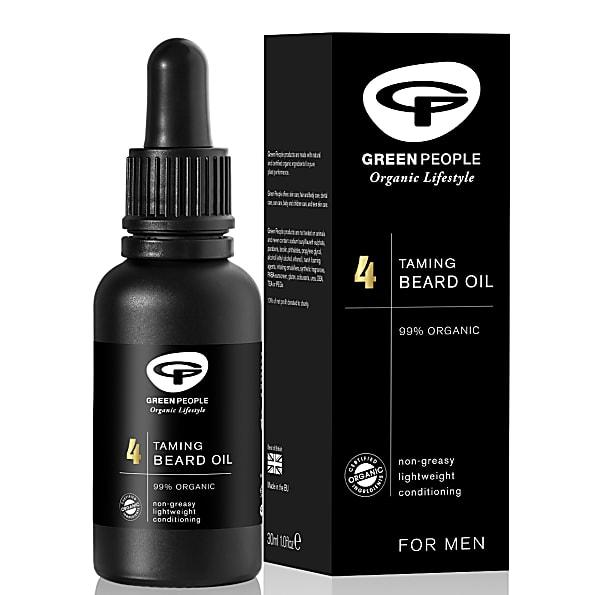 Green People Organic Homme - 4: Taming Beard Oil