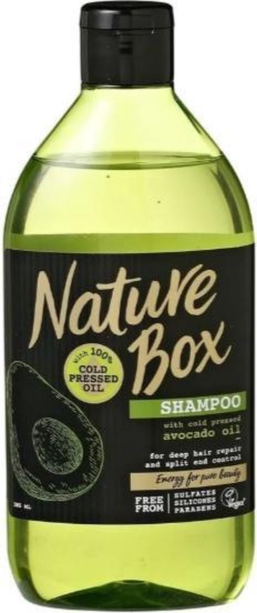 NATURE BOX Avocado Shampoo Repair x1