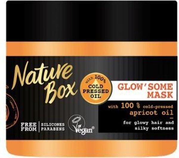 Nature Box Apricot Glossing Masker 200 ml