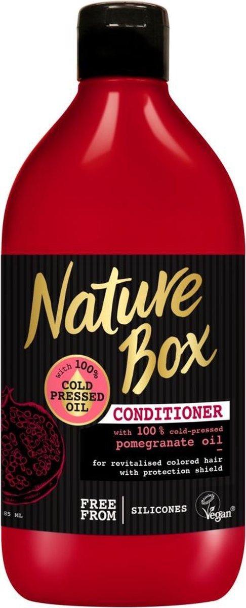 Nature Box Pomegranate Conditioner 385 ml