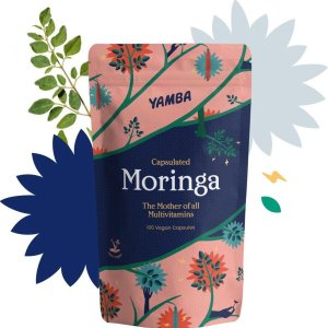 Vegan Plantaardige Moringa Capsules (100stuks) - 100% Natuurlijk | Natuurlijk en gezond | Superfood |Boost je immuunsysteem | Multivitamines | Kwaliteit gecontroleerd in Nederlands Laboratorium