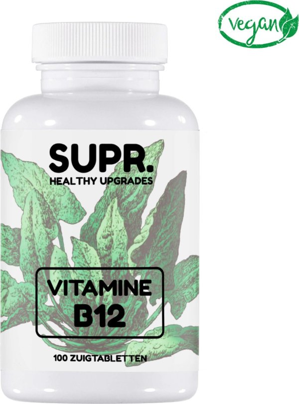Vitamine B12 Zuigtabletten