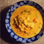 thai coconut and vegetable stew