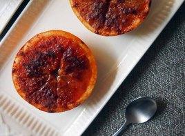 hot spiced grapefruit