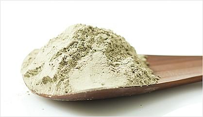 ブルターニュ産の海泥 ※洗浄成分(シルト)