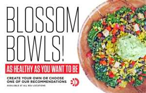 blossom bowls