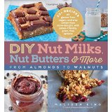 dyi nut milk vegan cookbook