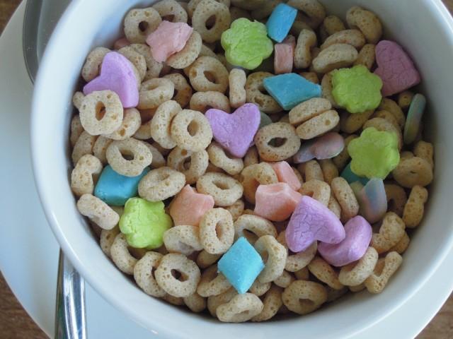 vegan lucky charms breakfast recipe