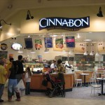 Vegan Options at Cinnabon