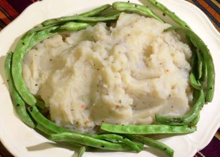 vegan mashed potatoes 4